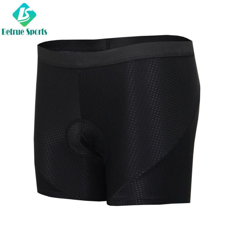 Betrue summer padded cycling underwear wholesale for women-2