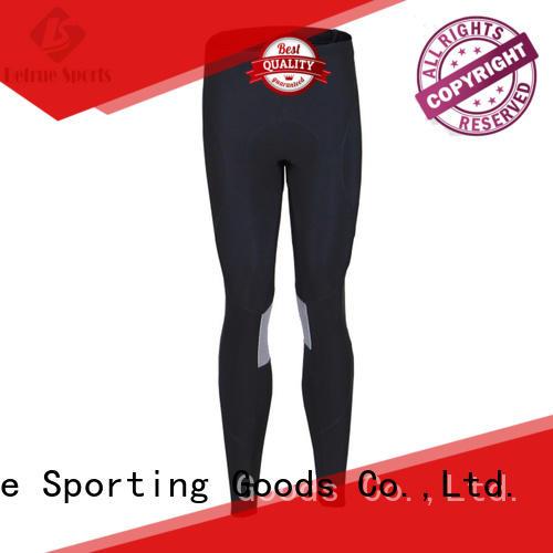 breathable leg fabric italymade biker pants Betrue