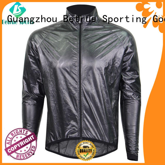 cycling waterproof italian end Betrue Brand cycling jackets supplier