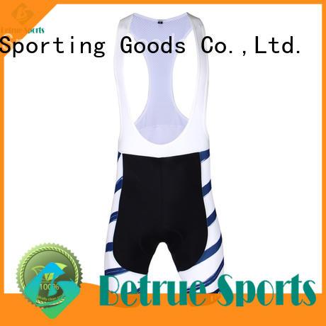 Betrue italy-made mtb bib shorts supplier for men