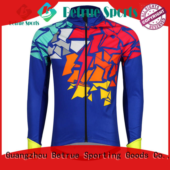 cross mens cycling jacket quality customized for sport
