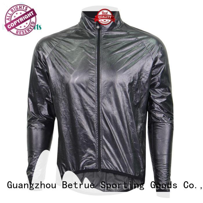 top raincoat Betrue Brand cycling jackets