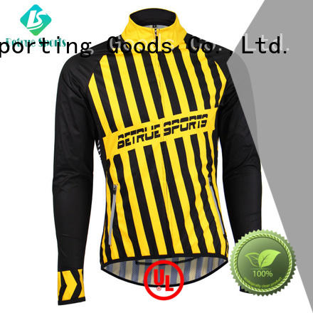 Betrue quality mens waterproof cycling jacket manufacturers for men
