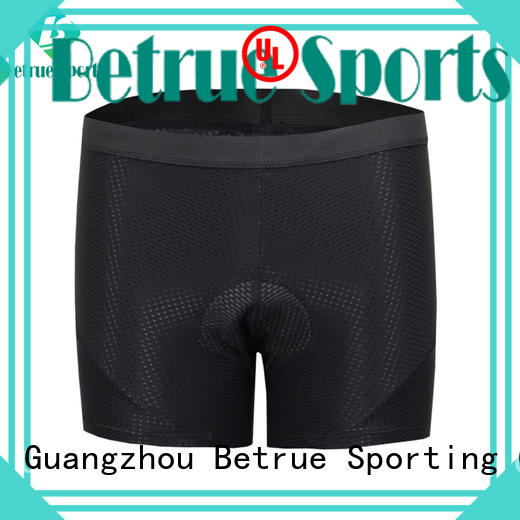 Betrue Custom cycling underwear for business for men