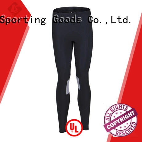 italy-made biker pants compression shorts for women