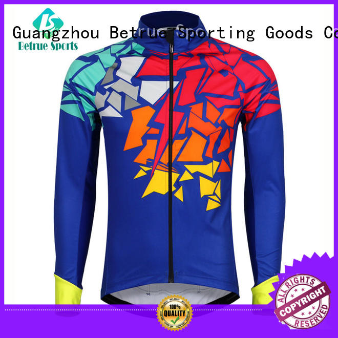 Betrue night cycling jackets supplier for sport
