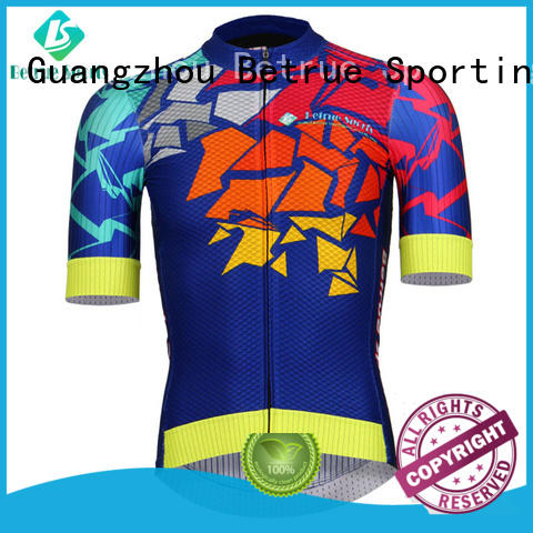 night cycling mens jerseys colorful customized for bike