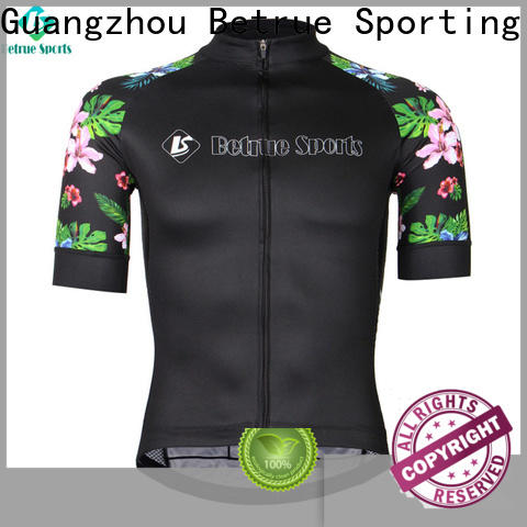 Betrue Latest funny cycling jerseys factory for sport