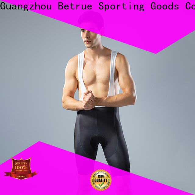 Betrue padding bike bib shorts for business for sport
