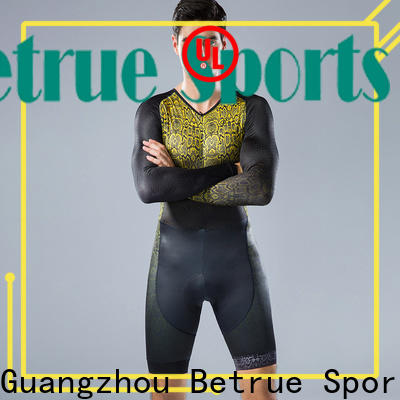 Betrue quality cyclocross skinsuit factory for men