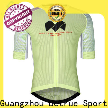 Betrue snowy retro cycling jerseys factory for sport