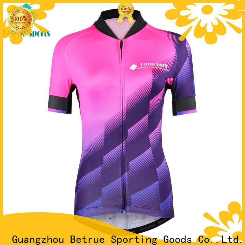 Betrue online womens cycling jersey manufacturers for women