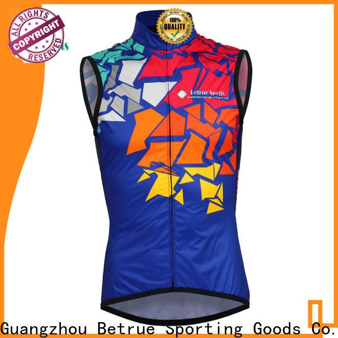 Custom cycling vest mens men Supply for men