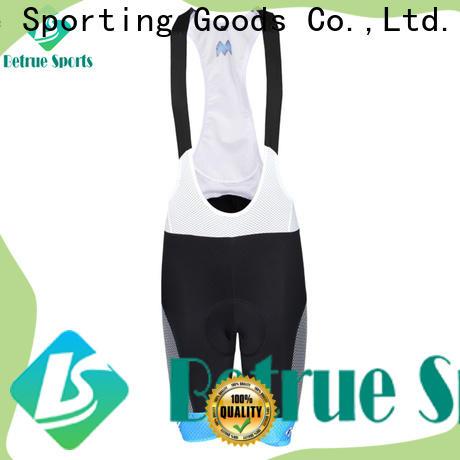 Betrue ride mens cycling bib shorts Supply for sport