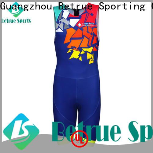 Betrue Custom skinsuit triathlon factory for men