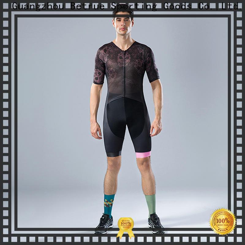 Betrue sleeveless best triathlon suit factory for men