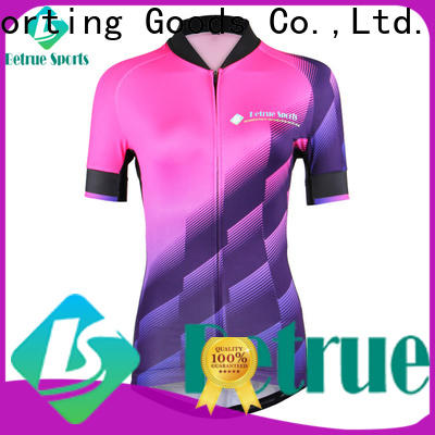 Latest mountain bike jerseys blue manufacturers for men