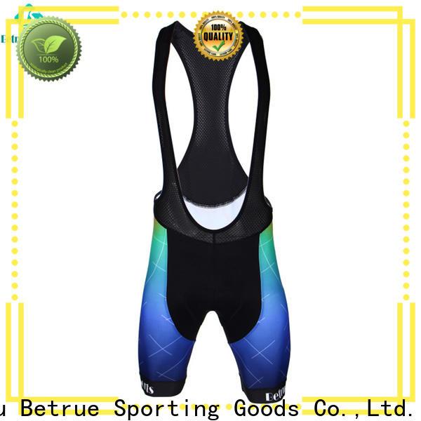Betrue fashion cycling bib shorts company for sport