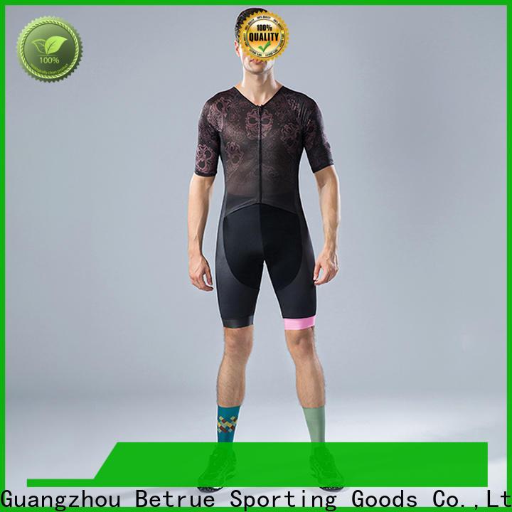 Betrue sleeveless triathlon suits factory for sport