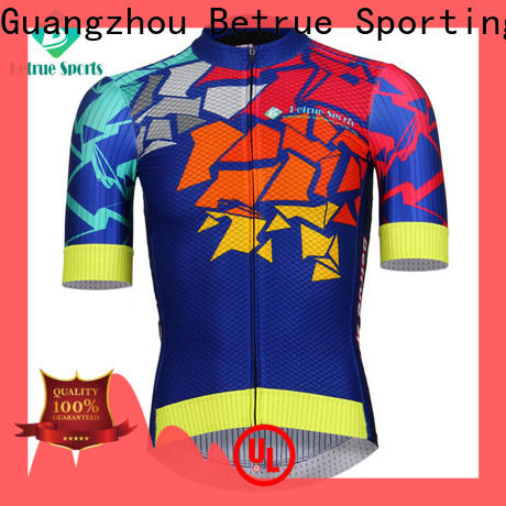 Betrue Latest mens bicycle jerseys factory for bike