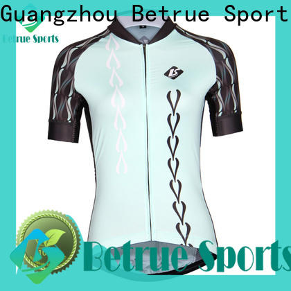Betrue Wholesale custom bike jerseys for business for sport