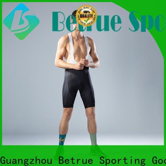 Betrue fashion cycling bib tights company for sport