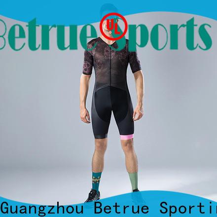 Betrue Wholesale triathlon suit mens Suppliers for sport