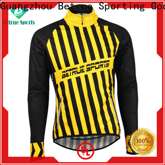 Betrue men mens cycling jacket manufacturers for sport