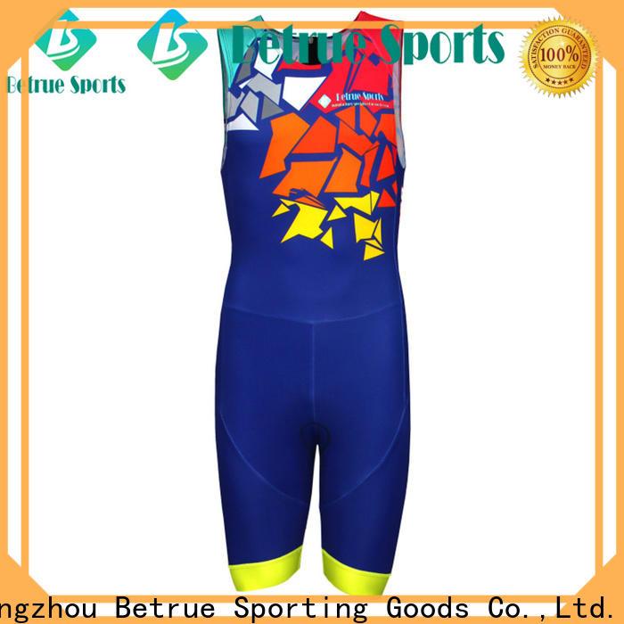 Custom best triathlon suit italian Supply for bike