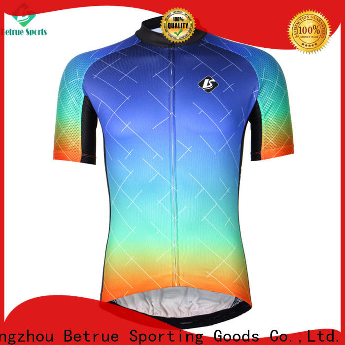Betrue light mens cycling jersey for business for sport