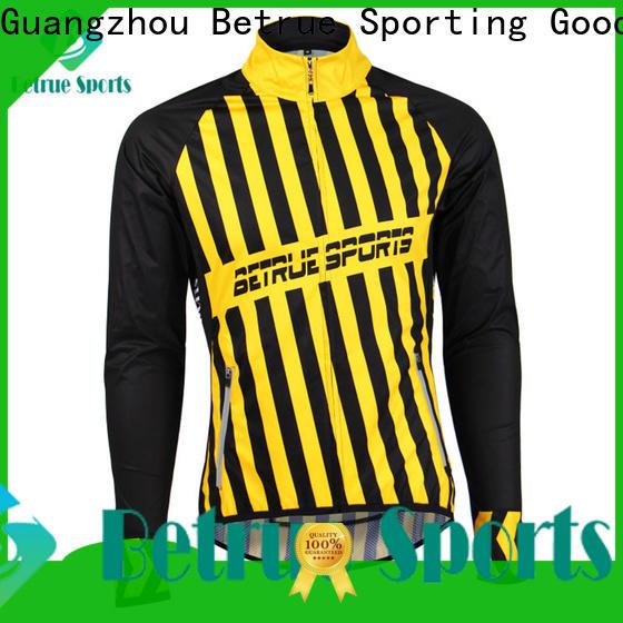 Betrue sleeve biker jacket men factory for bike