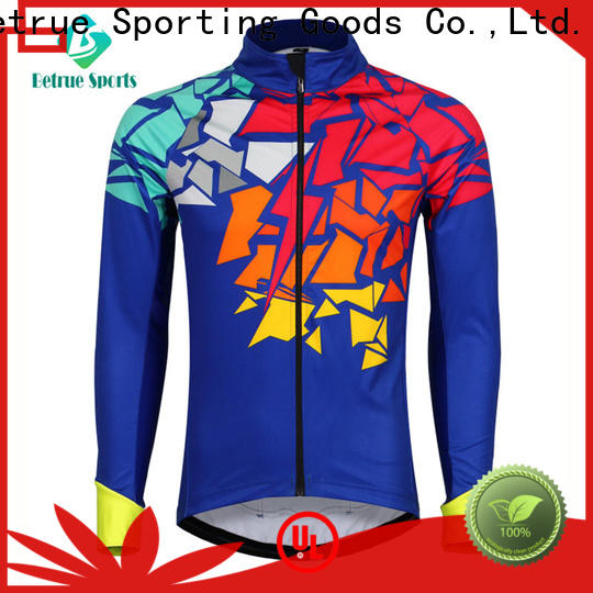 High-quality mens cycling jacket fleece factory for bike