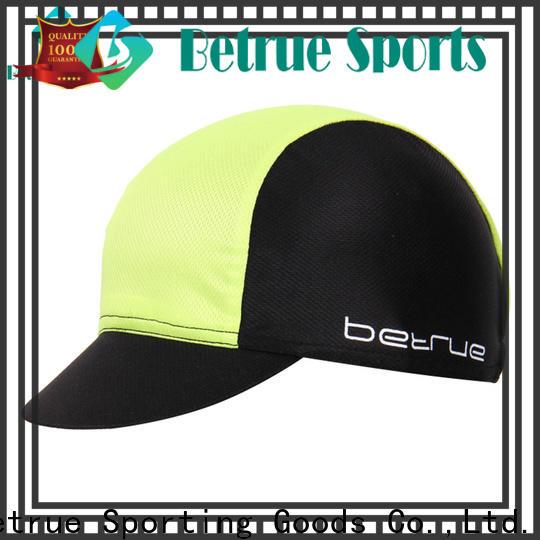 Betrue oem bike cap factory for women