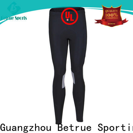 Betrue Latest cycling pants Suppliers for sport
