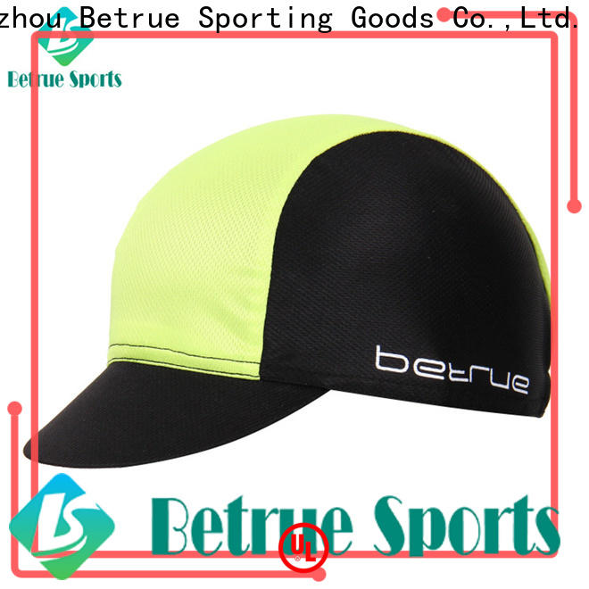 Betrue Wholesale cycling caps Supply for sport