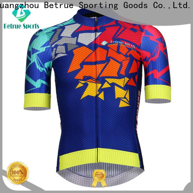 Betrue sleeve cycling mens jerseys company for men