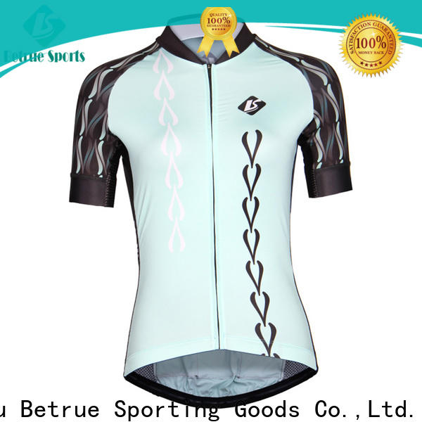 Betrue High-quality womens bike jersey for business for men
