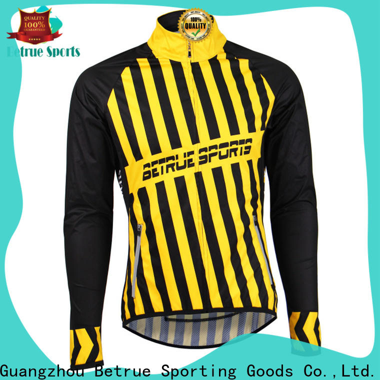 Betrue quality cycling jackets for business for bike