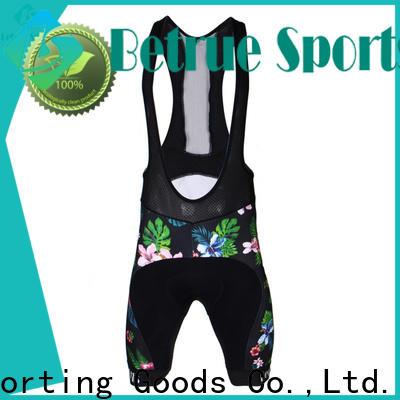 Betrue Custom bike bib shorts manufacturers for men