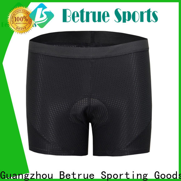 Betrue 3d cycling undershorts company for bike