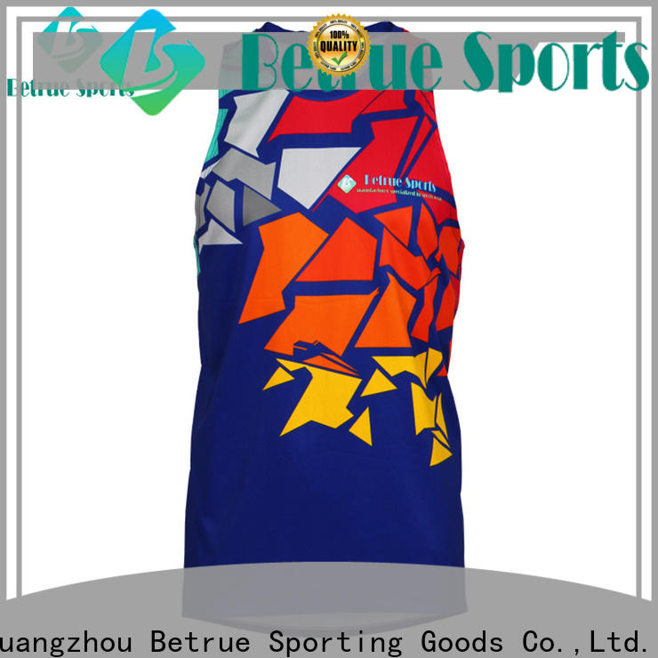 Betrue running best running clothes manufacturers for men