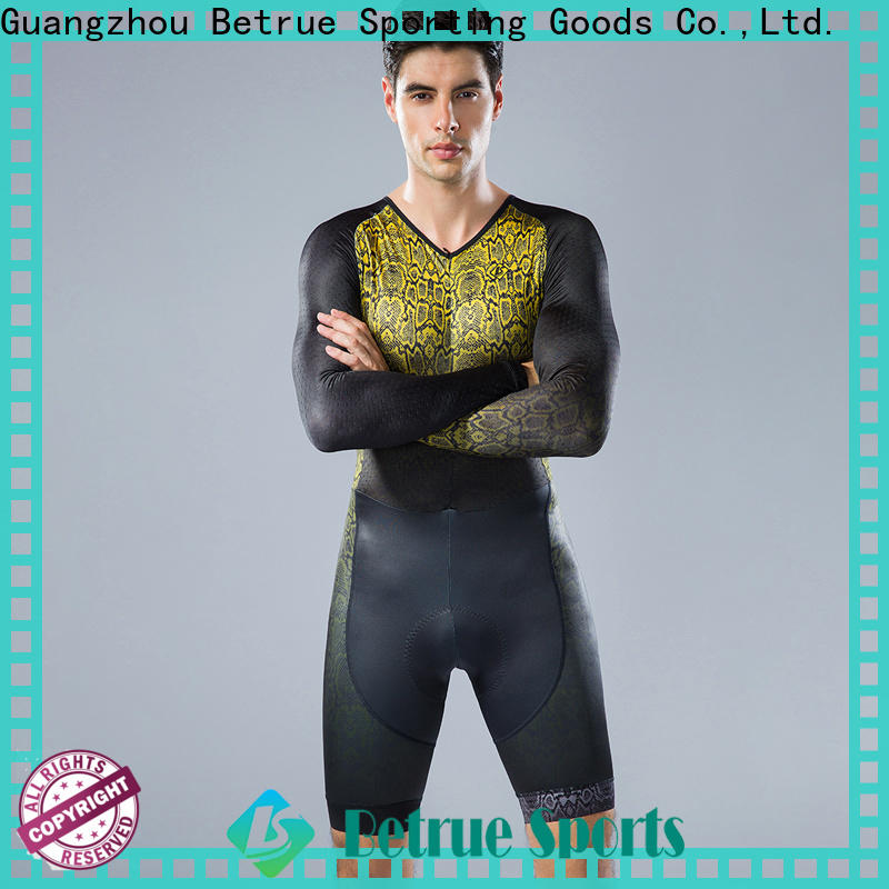 Betrue quality cycling skinsuit Suppliers for bike