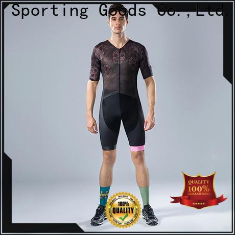 Wholesale skinsuit triathlon italian factory for women