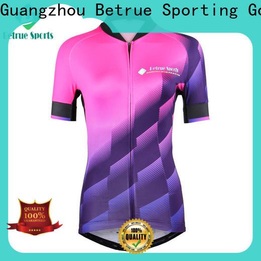 Betrue Latest custom bike jerseys for business for men