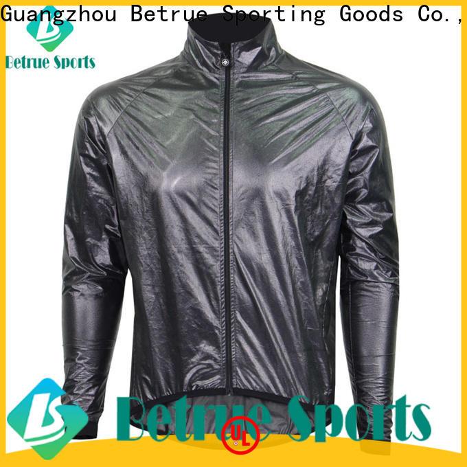 Betrue sleeve cycling jackets company for men