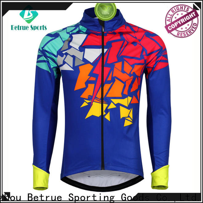 Betrue Wholesale cycling jackets manufacturers for bike
