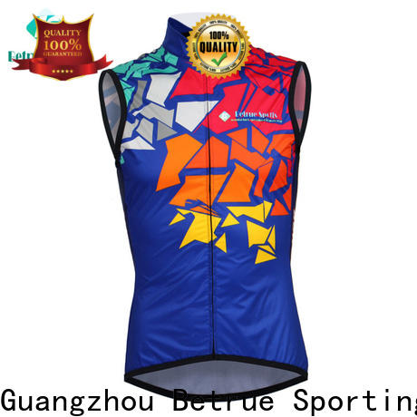 Betrue High-quality best cycling vest manufacturers for sport
