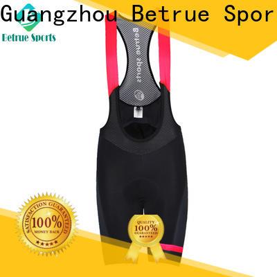Betrue fabric mens cycling bib shorts manufacturers for women