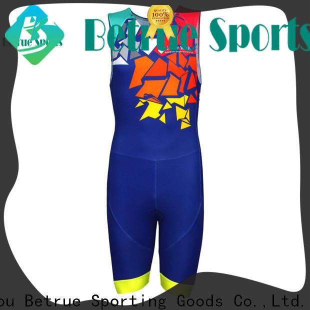 Betrue Latest best triathlon suit Suppliers for bike