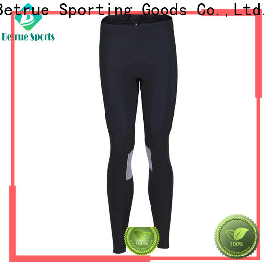 Betrue breathable padded cycling pants company for sport